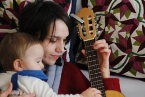 Despre fotografie, mame și alte jucării cu Cristina