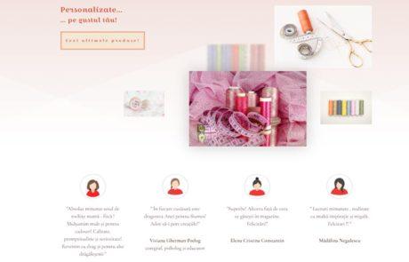 web design si realizare magazin online